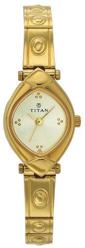 41 5cnkPxeL - Titan NE2417YM02 Women watch