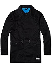 adidas Originals Mens Mac Trench Coat