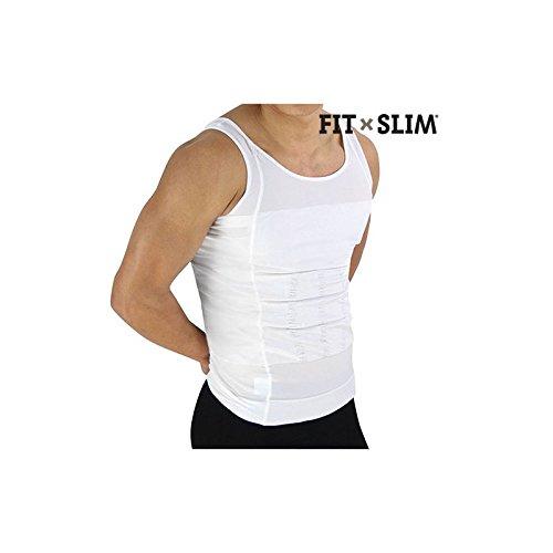 Fit x Slim - Fit X Slim Herren T-Shirt - L (Slim Apparel American)