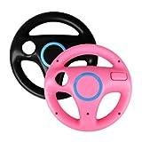 ma-on 2Lenkrad Kart Racing Wheel für Nintendo wii Remote Spiel