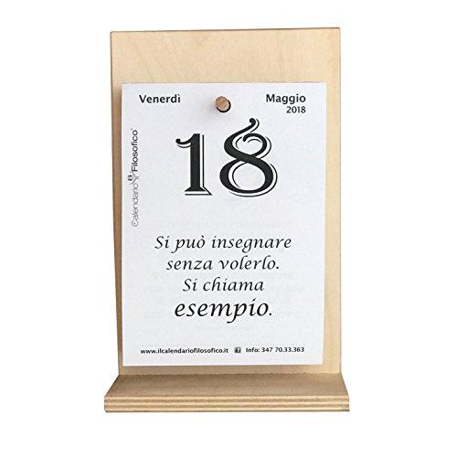 Frase Del Giorno Calendario Filosofico Oggi.By Photo Congress Calendario Filosofico 2019 Frasi
