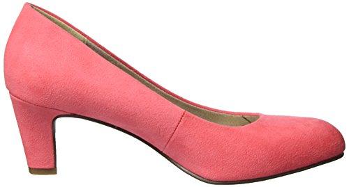 Tamaris 1-1-22454-38, Scarpe con Tacco Donna Rosso (Coral 563)
