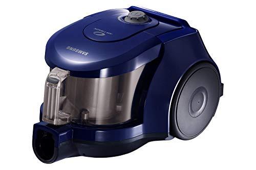 Samsung vcc43u0V3d Aspiradora de Remolque Sin bolsa, 1Cepillo, 170W, Azul [Clase de eficiencia energética A