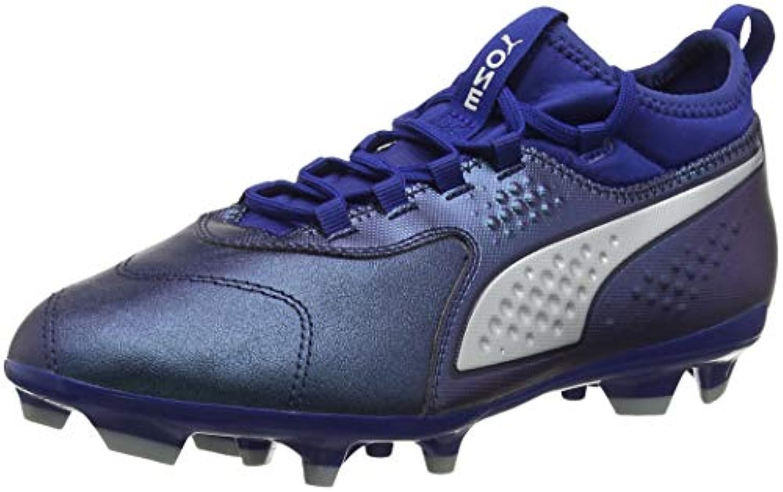 Puma One 3 Lth AG, Scarpe da Calcio Uomo   Vendita    Scolaro/Signora Scarpa
