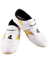 Lazutom Vintage hombres Chino Estilo cómodo Flats zapatos Kungfu Taichi zapatos, EU 44