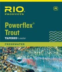 Rio Fly Angeln Marken Powerflex astreines 5x Leaders Line
