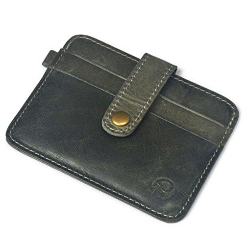 Femmes Carte de crédit Sac tissé Organisateur Titulaire Zipper le portefeuille A Blancho Bedding Accessoires