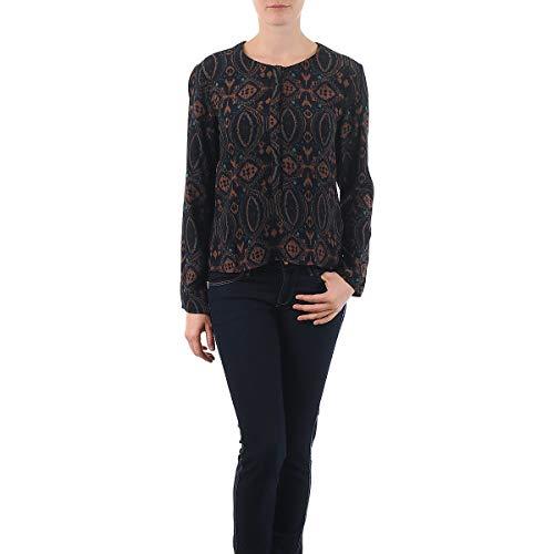 Antik Batik VEE Tops/Blusen Femmes Schwarz - 36 EU - Tops/Blusen