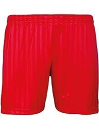 cf5dd9891 Boys Shadow Stripe Shorts Football P.E. School Gymnastics Games Sports Team  Competition Club S M L XL XXL