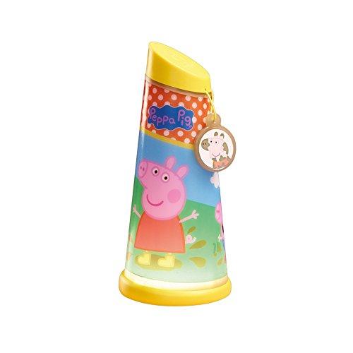 Disney Cars - Peppa Pig - Veilleuse nomade GoGlow - Jaune/Rose (Ref: 865578)