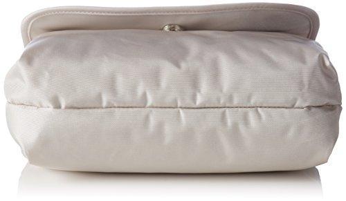 Bogner Leather Stewardes 1 Schultertaschen Elfenbein (swan 361)