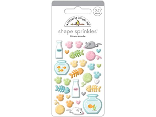 doodlebug-sprinkles-adhesive-glossy-enamel-embellishments-kitten-caboodle