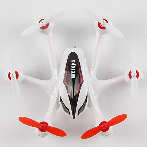 WLtoys Q272 Mini Quadcopter 2.4G 4CH 6-Achsen-Gyro UFO RC-Drohnen mit 3D-Tumble / Headless - 4