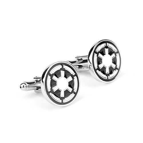 Imperial Forces Star Wars Cosplay Cufflinks Manschettenknöpfe