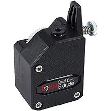 BMG Bowden Extruder extrusor de aluminio mejorado – extrusor BMG Dual Drive para impresoras de impresión
