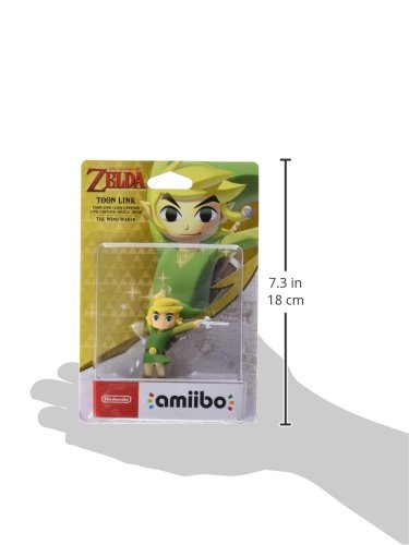 The Wind Waker Link amiibo - TLOZ Collection (Nintendo Wii U/3DS)