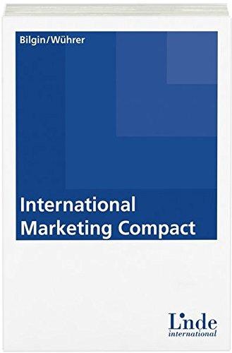 International Marketing Compact (Linde Lehrbuch)