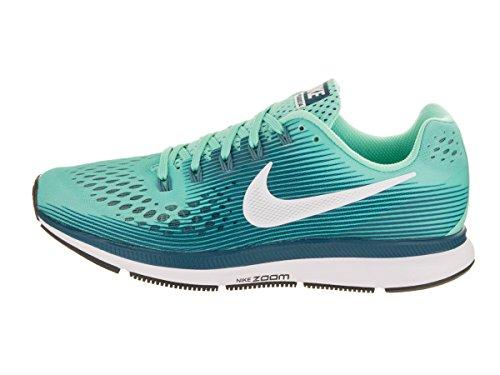 Nike Damen Wmns Air Zoom Pegasus 34 Laufschuhe Türkis