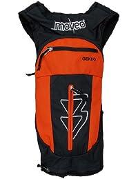 Moveo Gekko II Naranja - Mochila de ciclismo, color naranja, talla 4.5 l