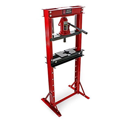 Hydraulikpresse Werkstattpresse Rahmenpresse mit 12t Pressdruck