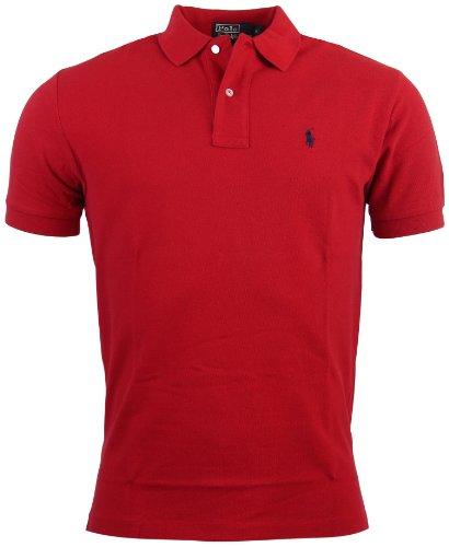 Polo Ralph Lauren Herren Poloshirt Rot