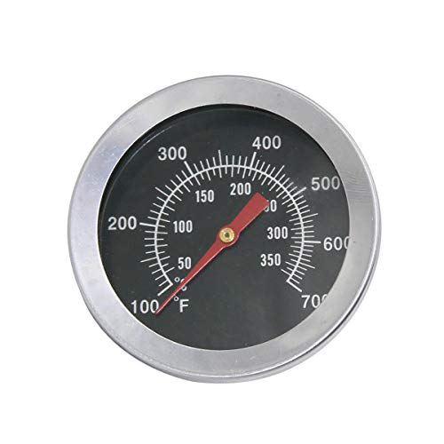 01T03 Bar.B.Q.S Barbecue BBQ 52mm Grill Ofen Thermometer Rauch Grill Thermometer Neu BBQ Thermometer