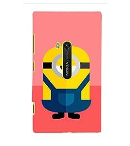 Ebby Premium Printed Mobile Back Case Cover With Full protection For Nokia Lumia 920/Microsoft Lumia 920 (Designer Case)