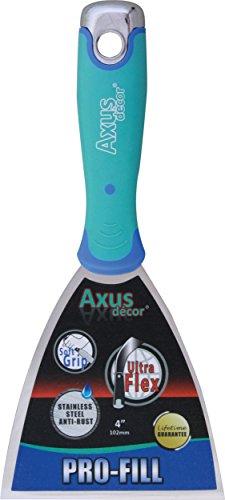 Axus decor AXU/FKB4 - Decorazione axus acciaio inossidabile spatola flessibile
