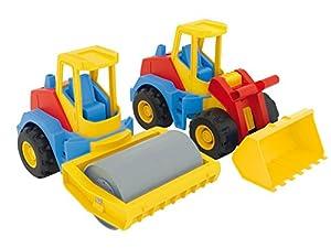 Wader Quality Toys Wathose 5Modell Tech Truck (Mehrfarbig)