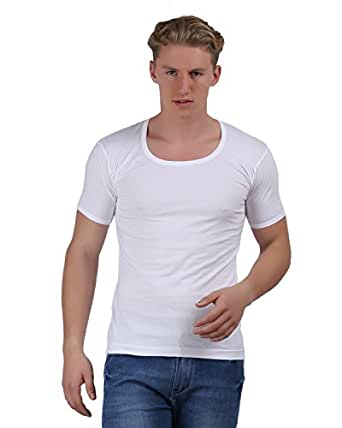 Ramraj Men vest (1070SRNS_110, White, 110)