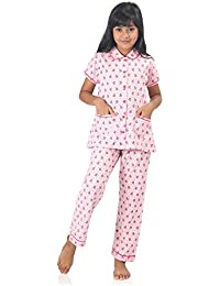 nite flite Girls' Melon Pyjama Set