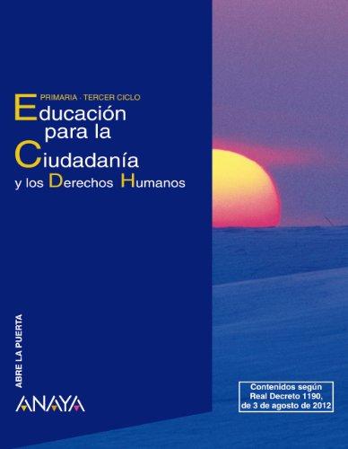 Educación para la Ciudadanía y los Derechos Humanos. (Abre la puerta)