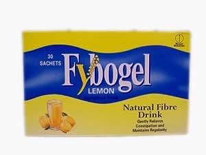 Fybogel Lemon (Natural Fibre Drink 30 Sachets)