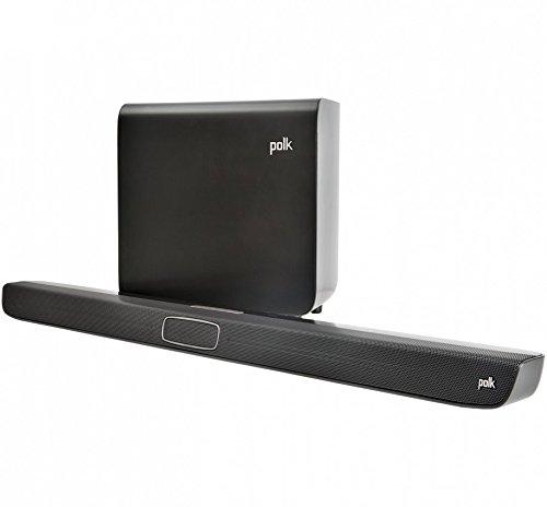 .1 Soundbar (mit Wireless Active Subwoofer) Schwarz ()