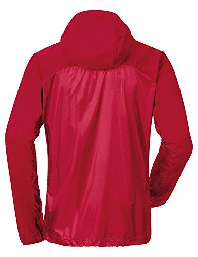 Vaude Herren Jacke Men's Croz Windshell II Indian Red