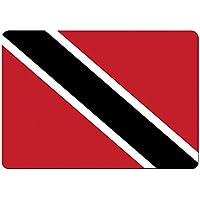 Tappetino per mouse Bandiera Classic Trinidad e Tobago colori