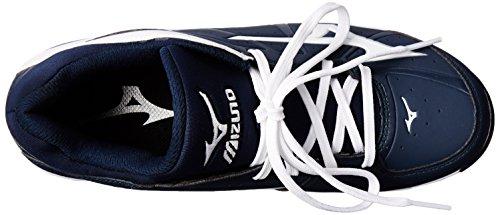 Mizuno 9-spike Swift 4, Scarpe da corsa donna blu/bianco Blu/Bianco