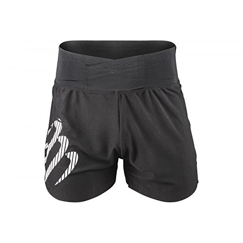 Compressport Racing Overshort Short, Nero, L