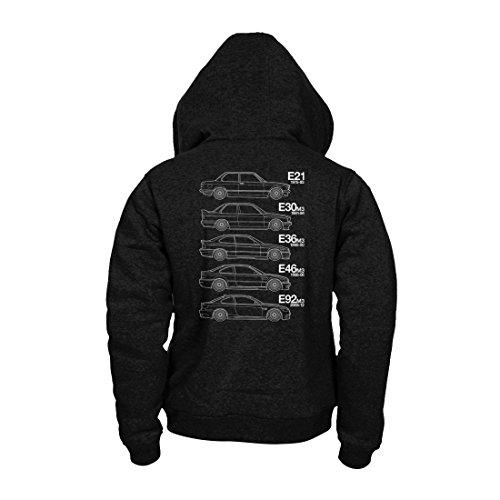 bmw-3-series-mens-car-hoodie-size-m-black