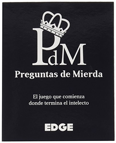 Edge Entertainment Preguntas de Mierda Color (EDGLA01