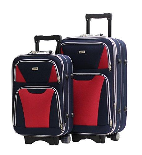 41 621RTfRL - Alistair - Juego de maletas  adultos unisex