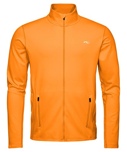 KJUS Herren Powerstretchjacke Caliente orange (506) 52
