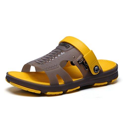 Männer Aqua Schuhe Sommer Strand Schuhe Badeschuhe für Herren Sport Sneakers Männlichen Atmungsaktiv Sandaletten