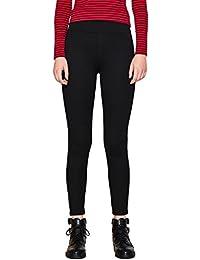 Donna Abbigliamento Leggings Amazon 34 it HwxCtC