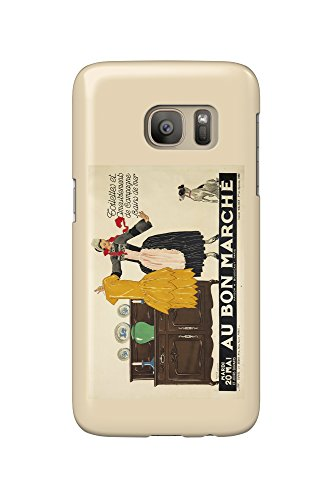 au-bon-marche-vintage-poster-artist-vincent-france-c-1930-galaxy-s7-cell-phone-case-slim-barely-ther