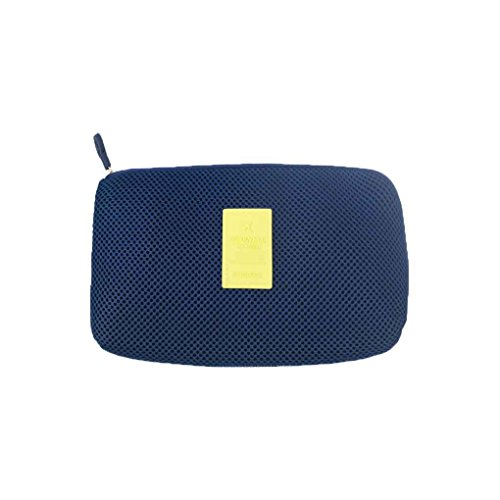 Digital-tücher (Mengonee Reise Aufbewahrungstasche Mesh Tuch Digital Gadget USB Kabel Kopfhörer Stift Pouch Tasche Cosmetic Organizer stoßfest)