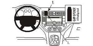 Brodit Proclip passend für Ford Kuga, 04-09 Lüftungsschlitze Mitte
