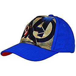 Marvel Comics Capitán América (Kids) Caps