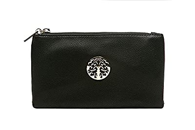 Long & Son Women's Small Clutch, Wristlet, Shoulder,Cross-Body Bags 3141