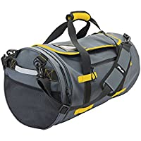 Ph.at Duffel Bag Range for Men and Women by Greene Design Ltd.A Multi Purpose Bag Excellent For Travel Cycling Sports Football Rugby Hockey Athletics Triathlon Basketball Tennis and Everyday Commuting
